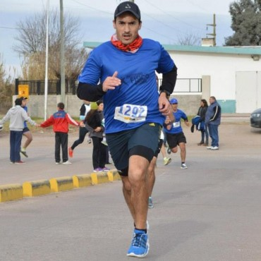 Santiago Di Pascua, el mejor bolivarense en Daireaux