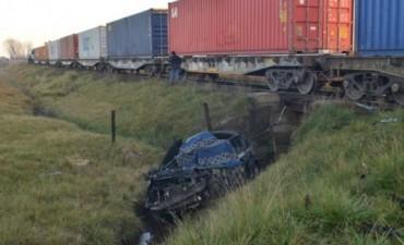 Olavarría: Tras un accidente fatal, una mujer perdió la vida en un cruce de vías