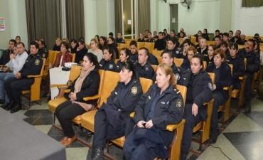 La Dirección de DD HH del municipio dictó nuevo taller para agentes de seguridad
