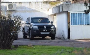 Un delincuente asaltó la Estación de Servicios de Hinojo y lo detuvieron tras una persecución