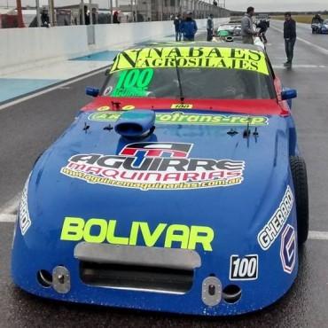 Luis Morí hizo una gran carrera, y terminó cuarto en la segunda final