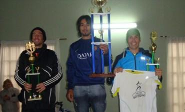 Copa de Maratones 9 de Julio: Alberto Sequeira ganó en Bolívar