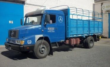 Robaron un camión propiedad de un hendersonense, en cercanías a Buenos Aires