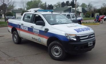 Seis detenidos y secuestros de vehículos durante este fin de semana