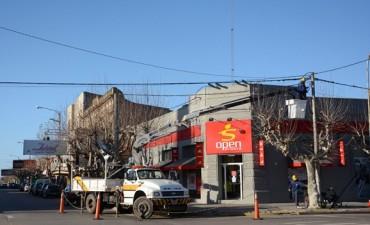 Seguridad: seis nuevas cámaras se están colocando en la ciudad