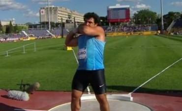 Bronce para un trenquelauquense en los Juegos Panamericanos
