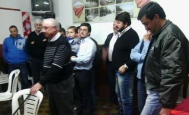 El Club de Pesca 'Las Acollaradas' cumplió 56 años