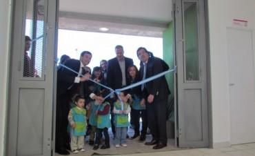 """Se inauguró el nuevo Jardín Maternal """"El mundo del Revés"""""""