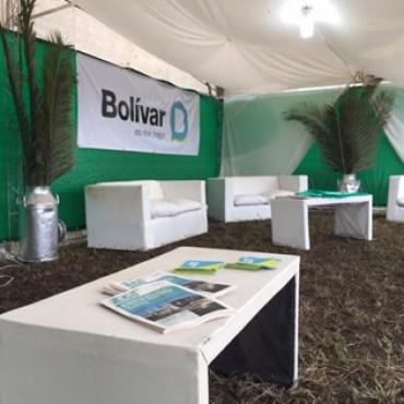 Bolívar participa de la Exposición Rural de Palermo