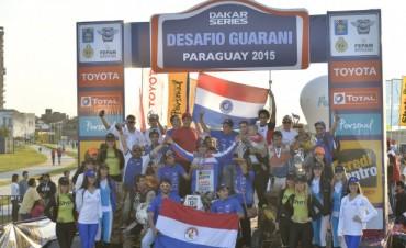 Dakar Series: Gastón Pando clasificó en segundo lugar en Paraguay