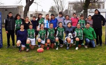 Se llevó a cabo el encuentro de Rugby Femenino con la visita de seis ciudades