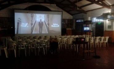 La Sala Ambulante 'Leonardo Favio' llegó a Ibarra