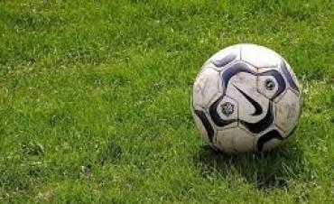 Fútbol: Este fin de semana no rueda la pelotita