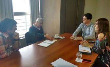 Se llevó a cabo una reunión de trabajo por las condiciones ambientales del SIP y el Parque Logístico