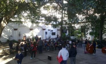 Tucumán: Los chicos de la Orquesta Escuela ya comenzaron sus presentaciones