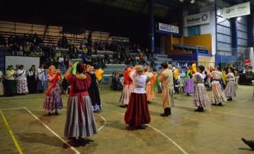 Se desarrolló con éxito la Peña 'El Anden' en el marco del Bicentenario de la Independencia