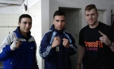 Boxeo: Tres boxeadores locales pelean este viernes en 30 de Agosto