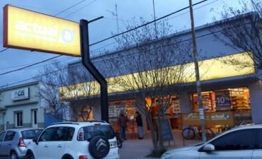 Se realizó el sorteo de Supermercados Actual junto a Don Yeyo
