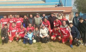 Fútbol Senior (Primera Rueda): Casariego es el campeón del Torneo de Mayores