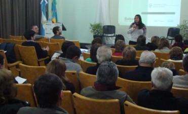 Se realizó una jornada de capacitación para Asociaciones Civiles