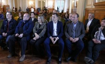 """Bolívar presente en la presentación del programa """"Quiero ser Residente"""""""
