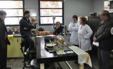 En Tres Arroyos, Sarquís firmó resolución para elevar el status sanitario de la papa bonaerense