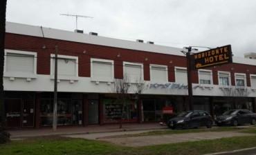 URGENTE: Encontraron una persona sin vida en el Hotel 'Horizonte'