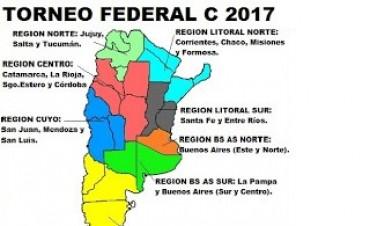 Federal C: con fecha de arranque y algunos cambios