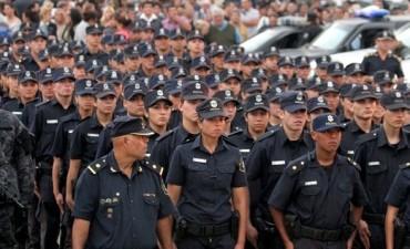Otorgan aumento salarial a fuerzas de seguridad