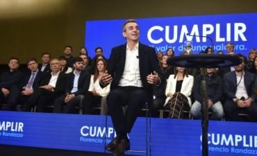 """Randazzo cree que la candidatura de Cristina """"es funcional a Macri"""""""