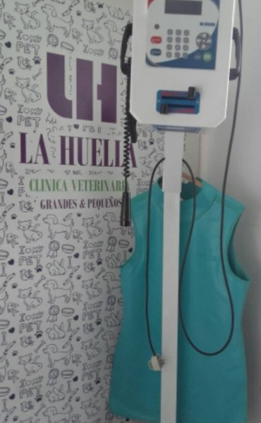 Veterinaria La Huella: Nuevo equipo de Radiografías