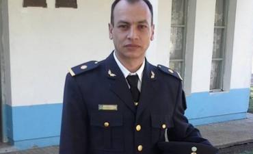 Martín de Bernardo, tras dejar Urdampilleta, ahora es el nuevo Jefe de Policía de la Subcomisaría Dudignac