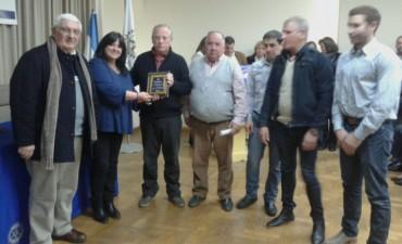 BOMBEROS VOLUNTARIOS DE PIROVANO: Una institución joven pero con mucha ganas de superarse