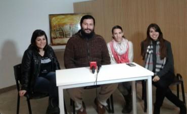Se está conformando un coro juvenil en el CEPLA mediante un programa del SEDRONAR