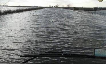 GUAMINÍ: Los pronósticos anuncian lluvias y temen que se inunden algunas localidades