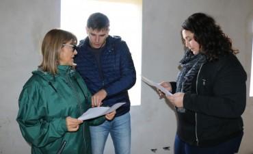 CADA VEZ MÁS CERCA: Se gestionó el mobiliario para el Hogar de Protección de Mujeres