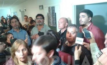 OLAVARRIA: Tensión en el Hospital entre trabajadores municipales y el Intendente