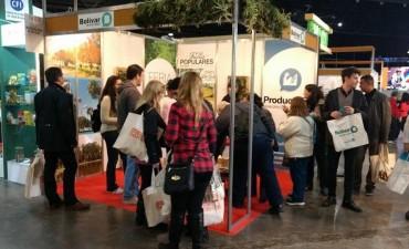 Bolívar presente una vez más en la Feria Caminos y Sabores
