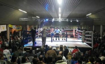 Muy buen balance del Festival de Boxeo en Bonifacio
