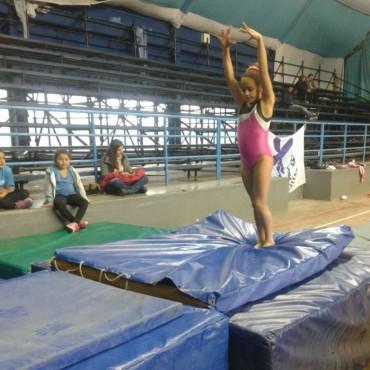 El fin de semana se desarrolló en Bolívar el Torneo Regional de Gimnasia Artística Deportiva