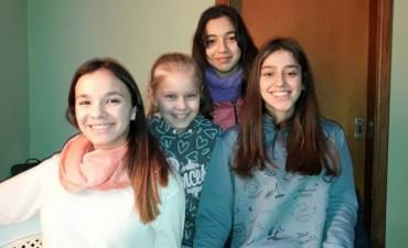 SUEÑOS SOBRE RUEDAS: Matinee a beneficio de las patinadoras del Club Independiente
