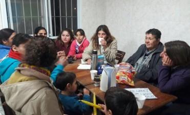 """DIRECCIÓN DE DERECHOS HUMANOS: Comenzó el ciclo de encuentros """"Mujeres en mi barrio"""""""