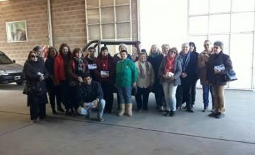Rubén Montero Automotores donó un Jeep, y las instituciones ya lanzaron la rifa