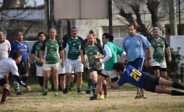 Torneo de Rugby de Veteranos con cuatro equipos participantes