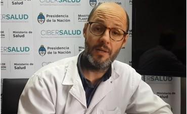 """28 DE JULIO DÍA MUNDIAL CONTRA LA HEPATITIS: DR. MOZÚN TAMBORENEA """"La vacuna tiene un impacto positivo fenomenal"""""""