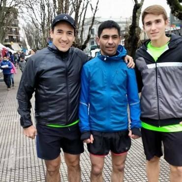 Maratón Aniversario 154° años de Saladillo: Los bolivarenses obtuvieron buenos resultados