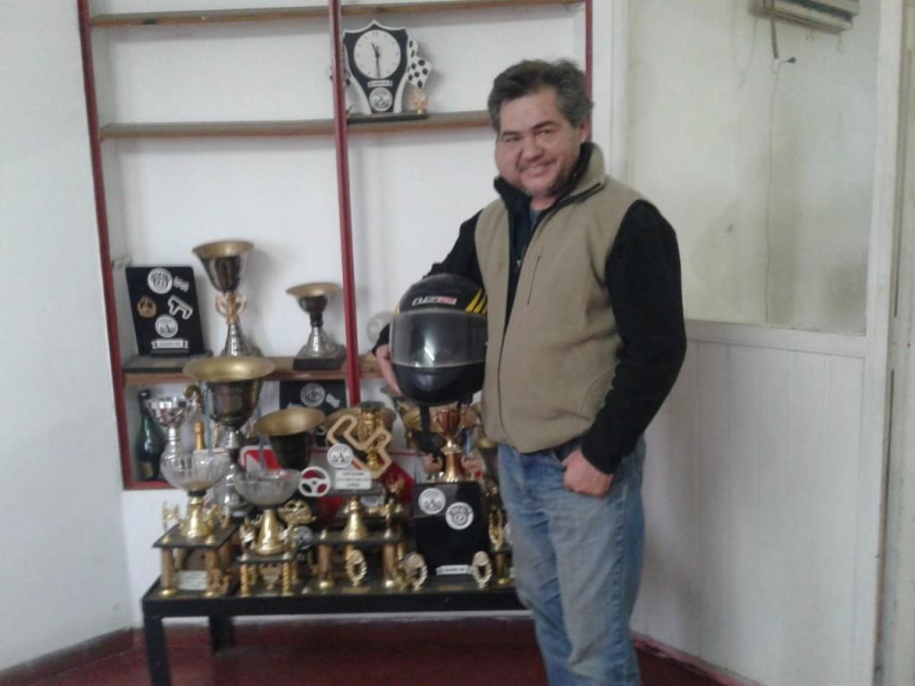 Karting: Diego Mattas; 'Por como vengo no me quedan mas alternativas que ganar o ganar'