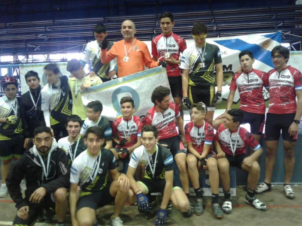 Se llevó a cabo en el Complejo República de Venezuela una jornada de ciclismo Indoor