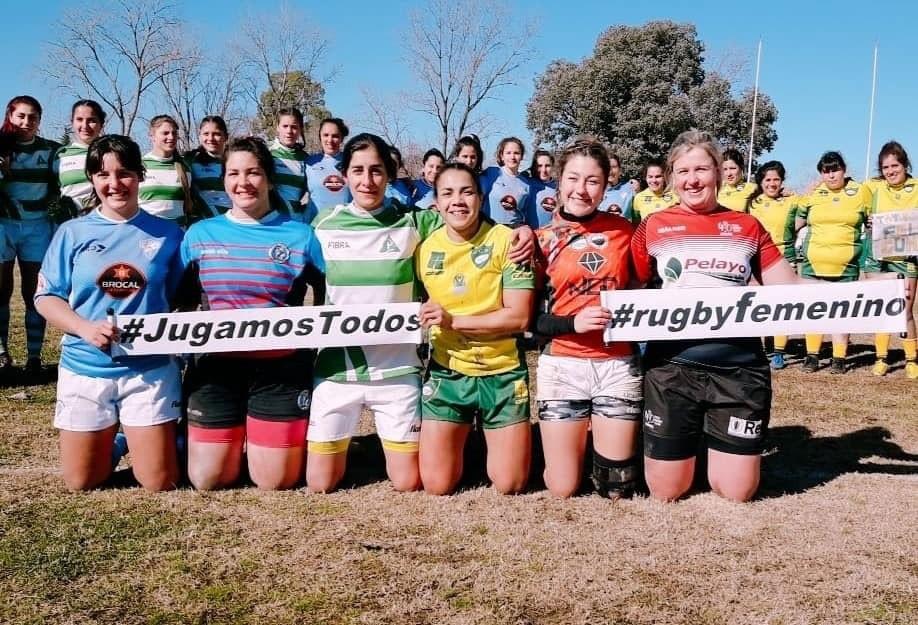 Rugby Femenino en el Club Indios