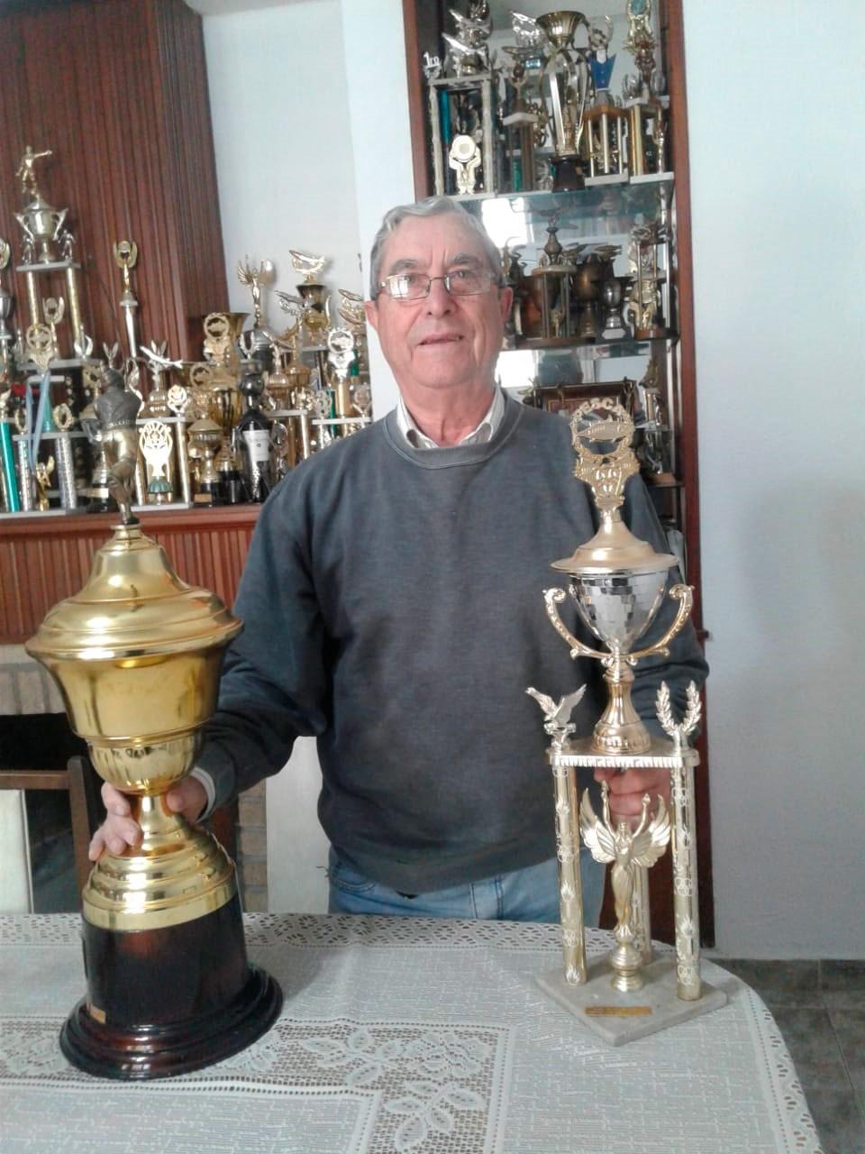 Pesca: Armando Estrebou resultó ganador de la Copa Chalenger